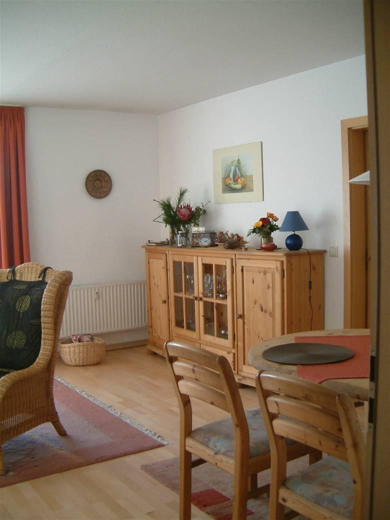 Ferienwohnung Ostseebad Sellin: 3*** Haus Granitzblick, App. 4 in Sellin